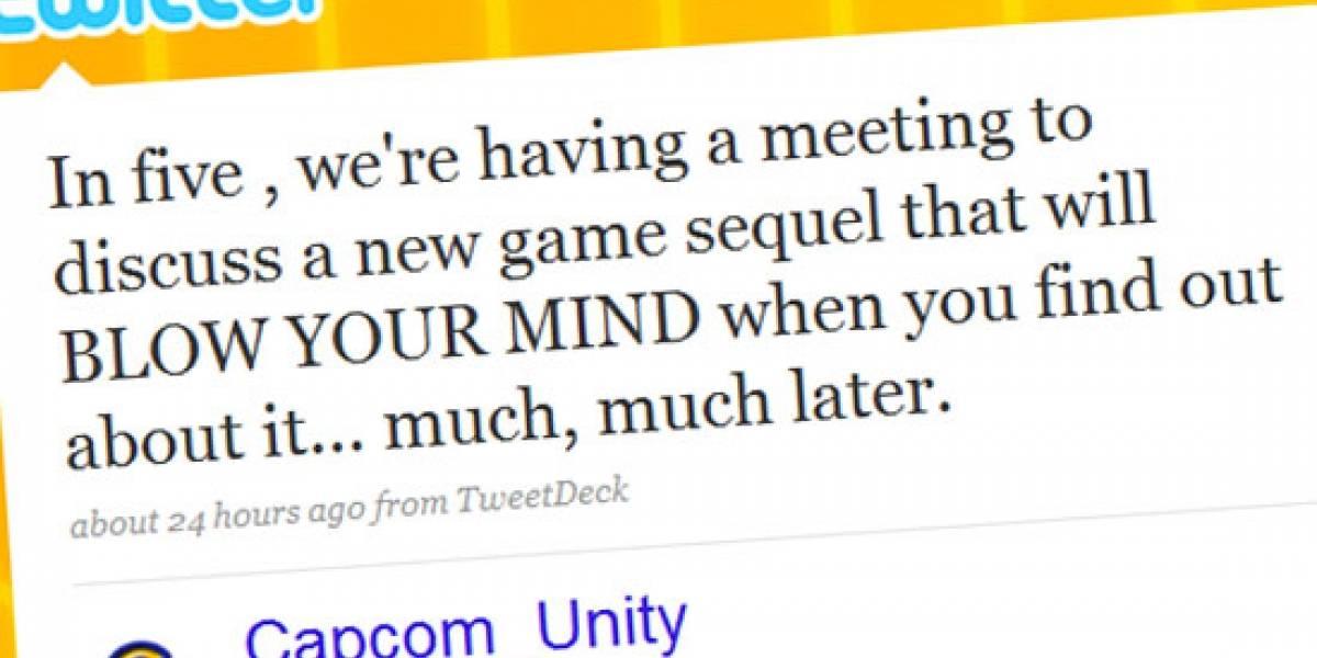 Capcom anuncia nueva secuela de... eso... hay nueva secuela