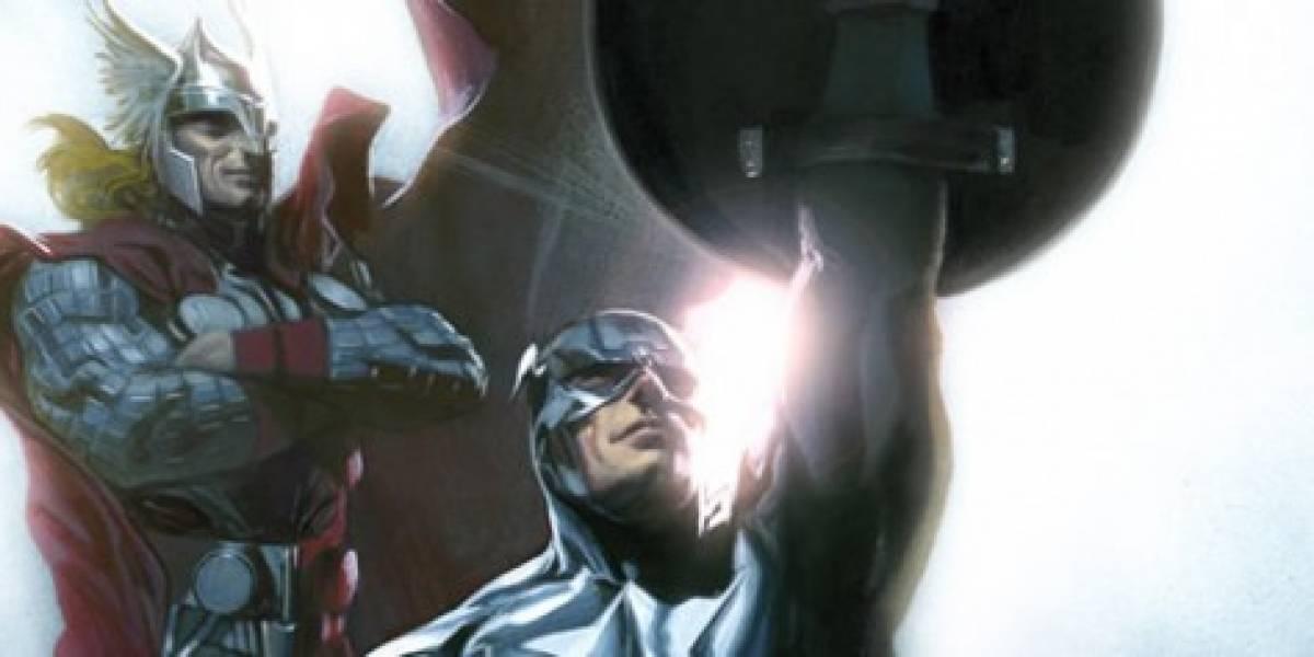 Sega confirma juegos de Thor y Capitán América para el 2011