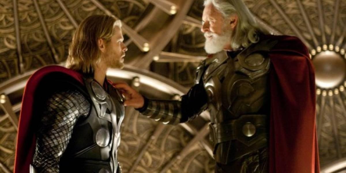 Habrá videojuego de Thor en 2011