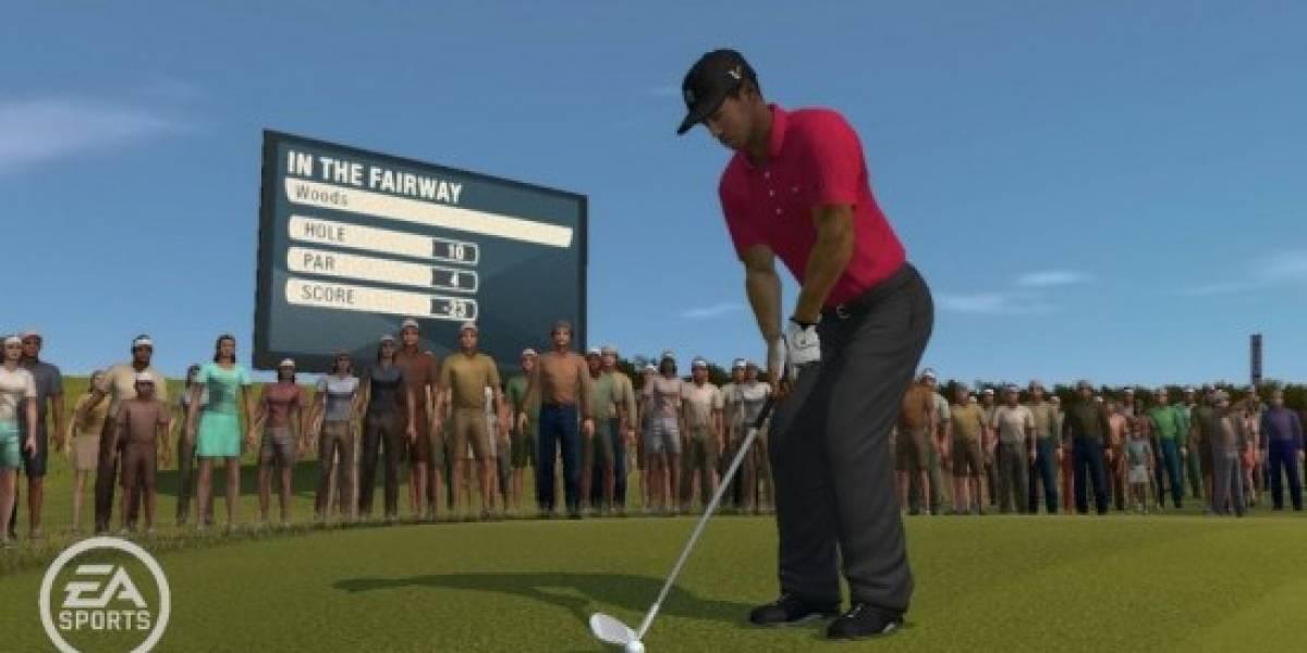 A pesar de todo EA seguirá apoyando a Tiger Woods