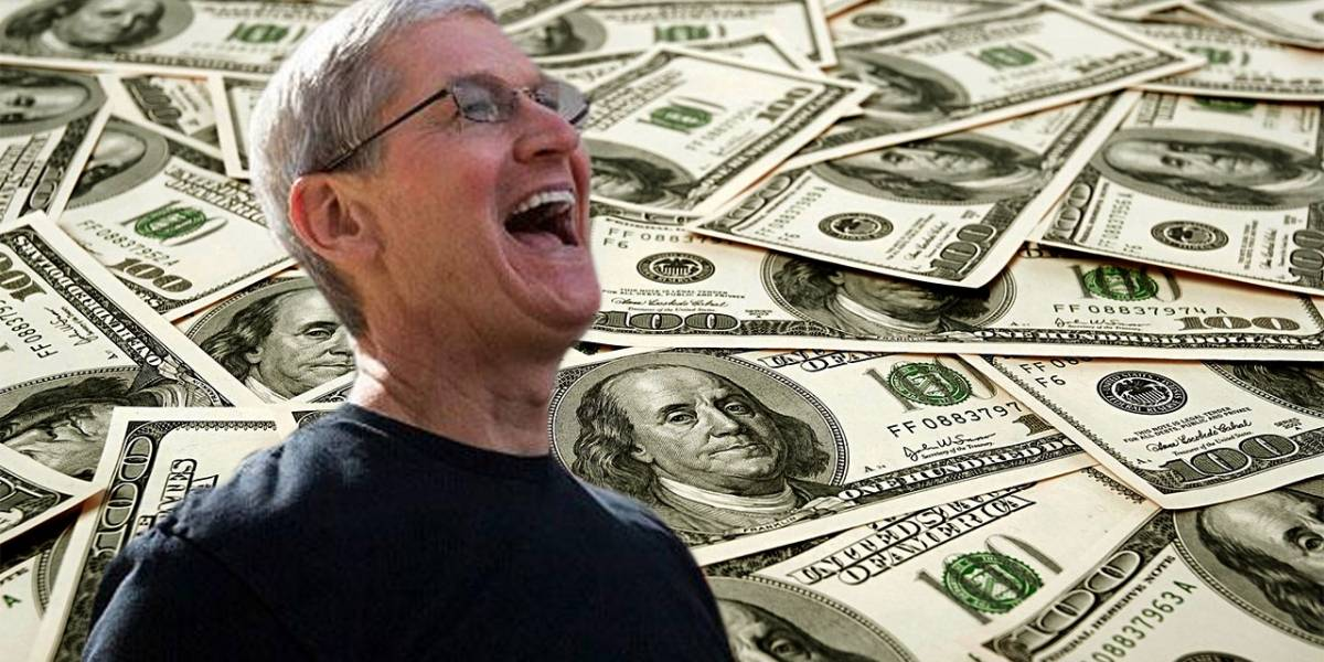 Apple anuncia su estado financiero y es astronómicamente positivo