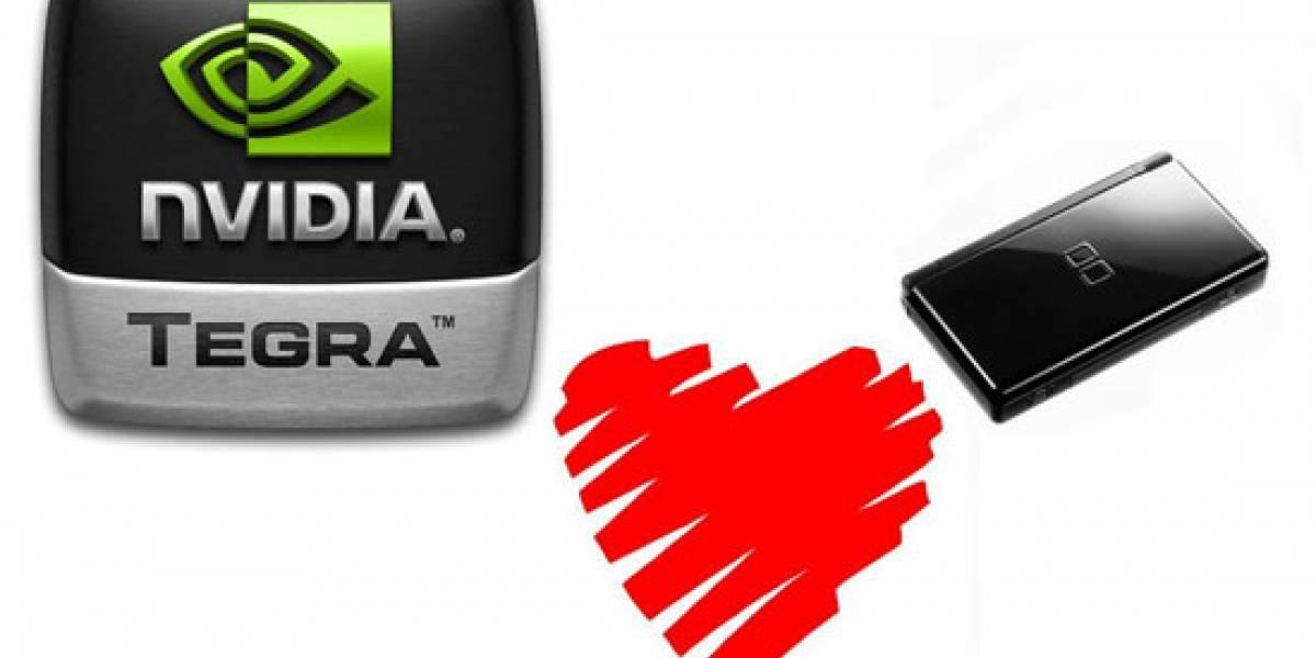 Futurología: la sucesora de DS podría venir con nVidia Tegra