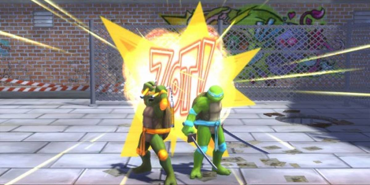 TMNT: Turtles in Time Re-Shelled aún no sale y ya bajó de precio