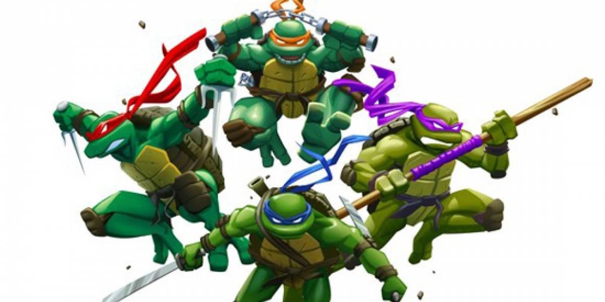 Nuevo juego de las Tortugas Ninja para la DS
