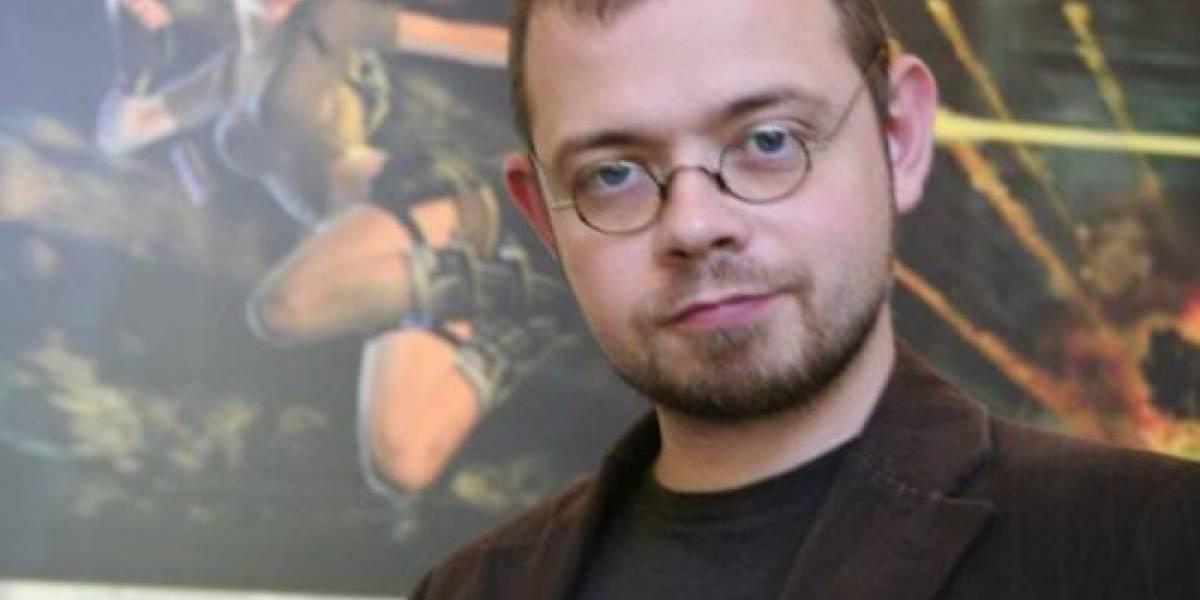 Toby Gard le dice adiós de Crystal Dynamics y Lara Croft