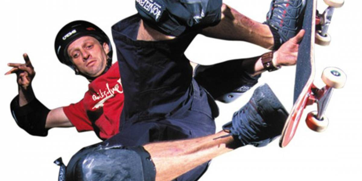 Tony Hawk salta en la defensa de RIDE