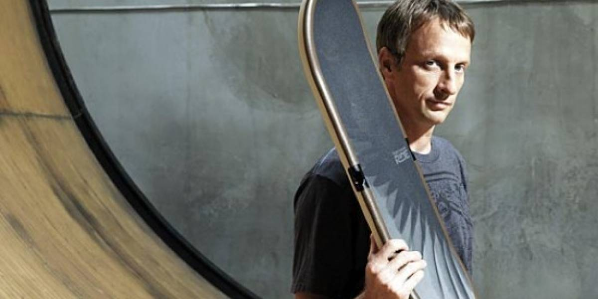 Activision confirma oficialmente Tony Hawk: Shred