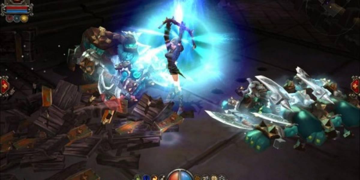 Torchlight podría llegar a las consolas a fin de año [gamescom 2010]