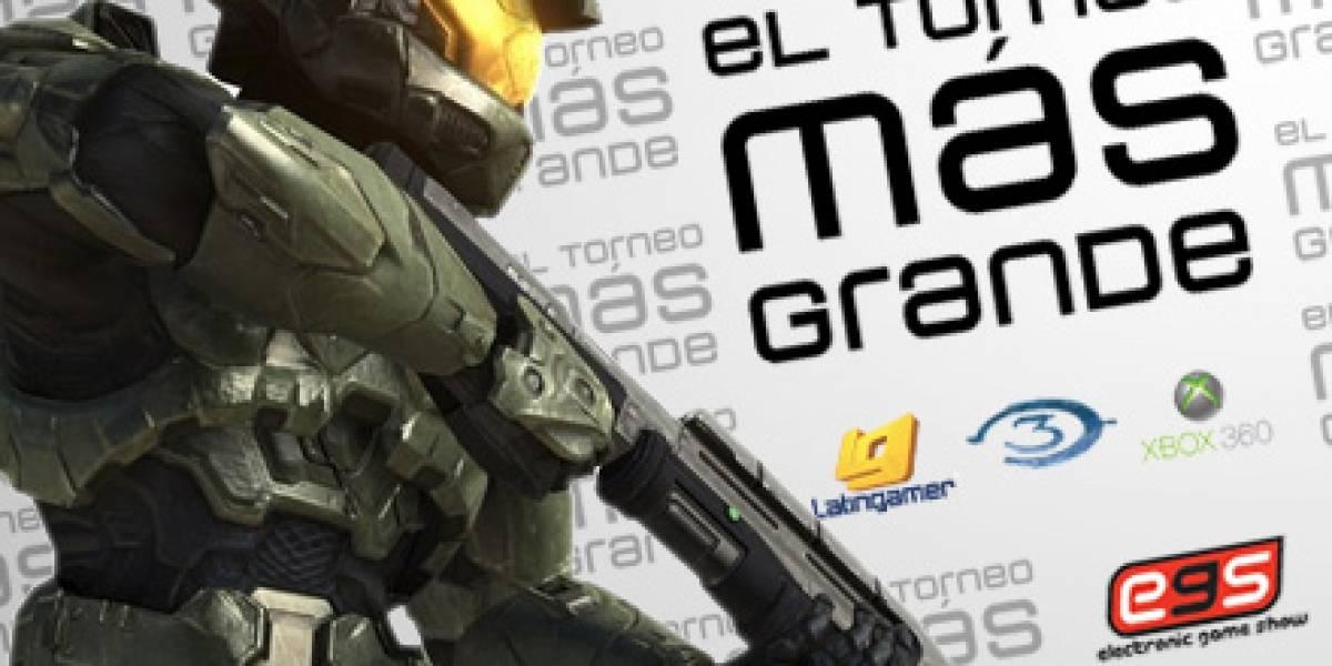 Gana USD$2.000 en el Torneo de Halo 3 [EGS09]