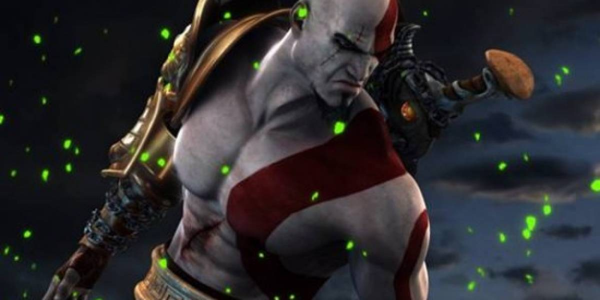 God of War 3 está terminado