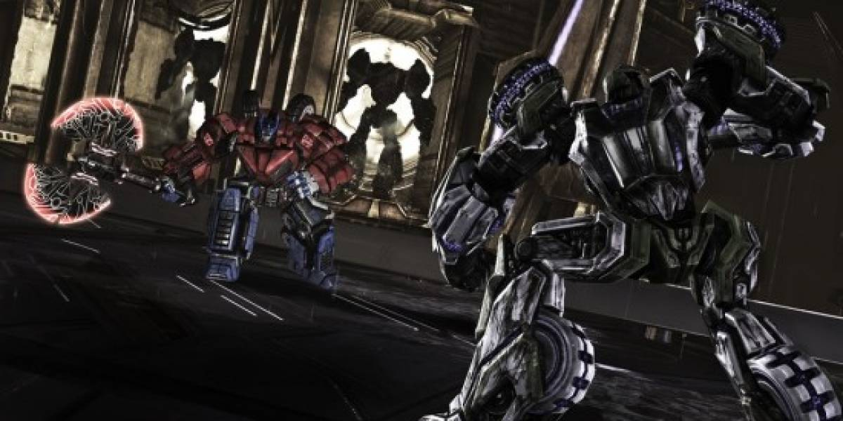 Un video multiplayer de Transformers: War for Cybertron