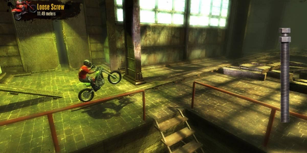 Crea tus circuitos para que aparezcan en Big Thrills, la nueva expansión de Trials HD