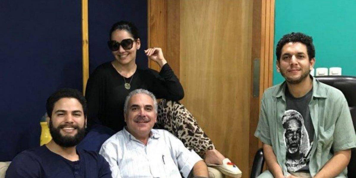 """""""Como en casa by Roberto Cavada"""" presenta hoy a Tueska en formato acústico"""