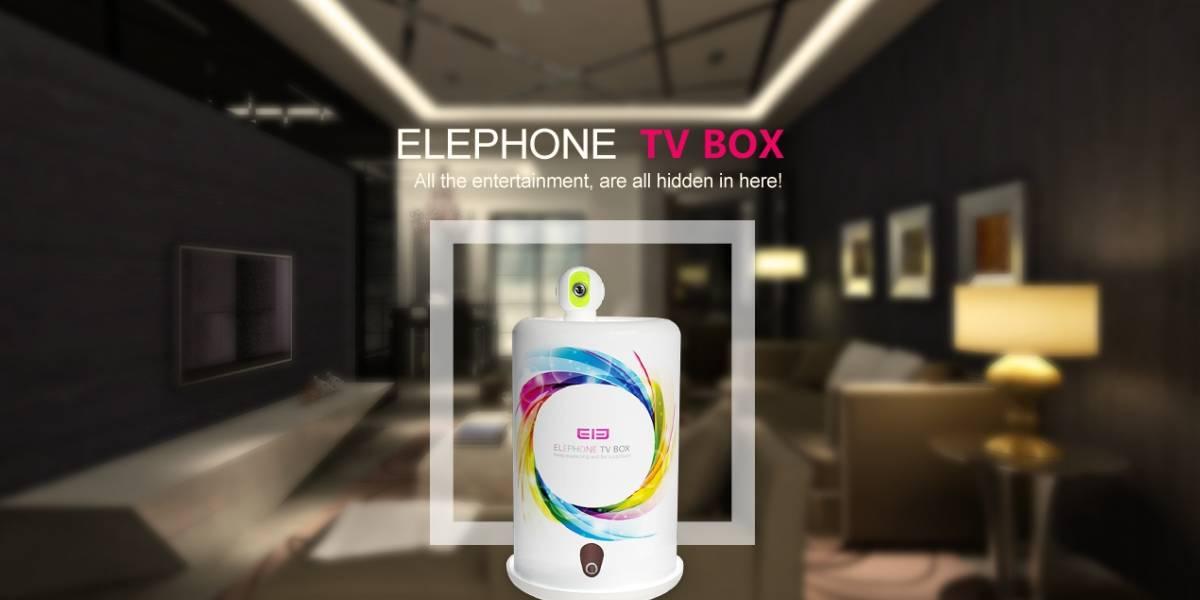 Gana un Elephone TV BOX con igogo y CHW