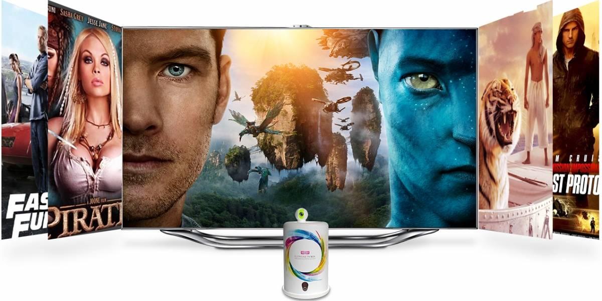 Qué no se te olvide: Gana un Elephone TV BOX con igogo y CHW