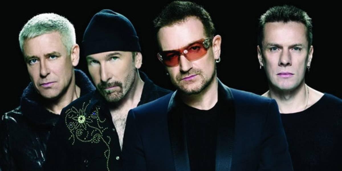 U2 también quiere su propio juego musical