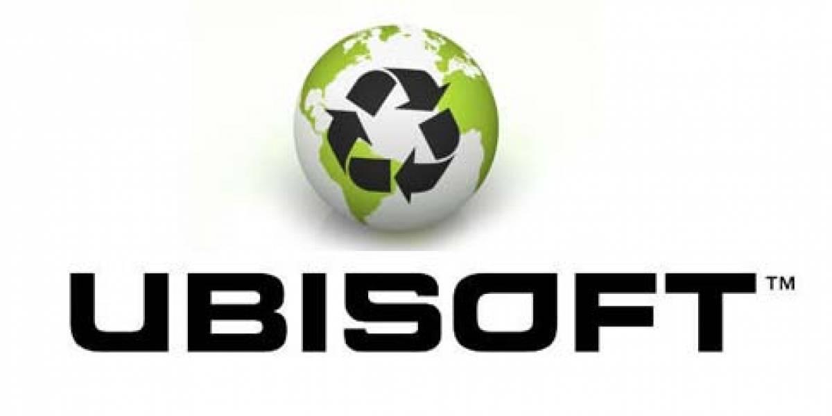 Ubisoft dejará de incluir manuales físicos en pro del medio ambiente