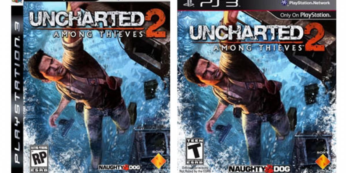 Y con el nuevo logo de PS3, tenemos nuevas cajas para PS3