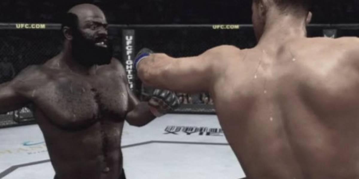 THQ revela los primeros detalles de UFC Undisputed 2010