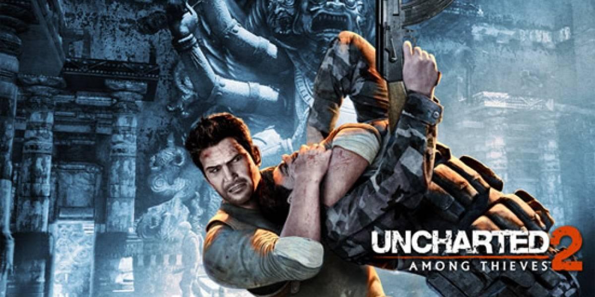 Uncharted 2 recibirá contenido descargable a finales de este año