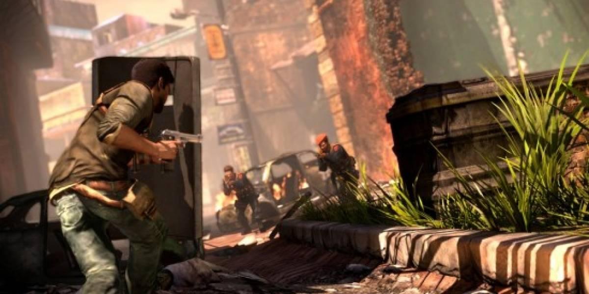 Uncharted 2 mueve 3.5 millones de copias en todo el mundo