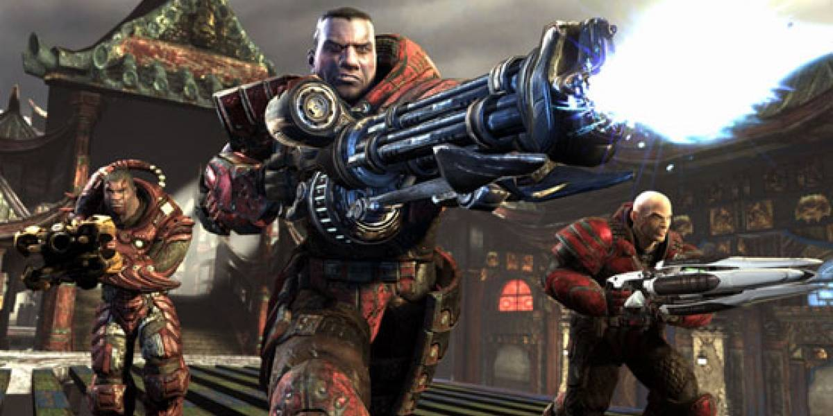 Epic congelará unos años a Unreal Tournament