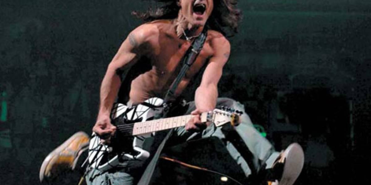 El solo más enfermo de Guitar Hero: Van Halen