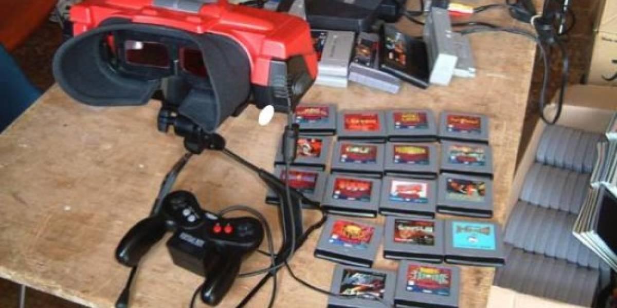Hoy hace 15 años se lanzó el Virtual Boy
