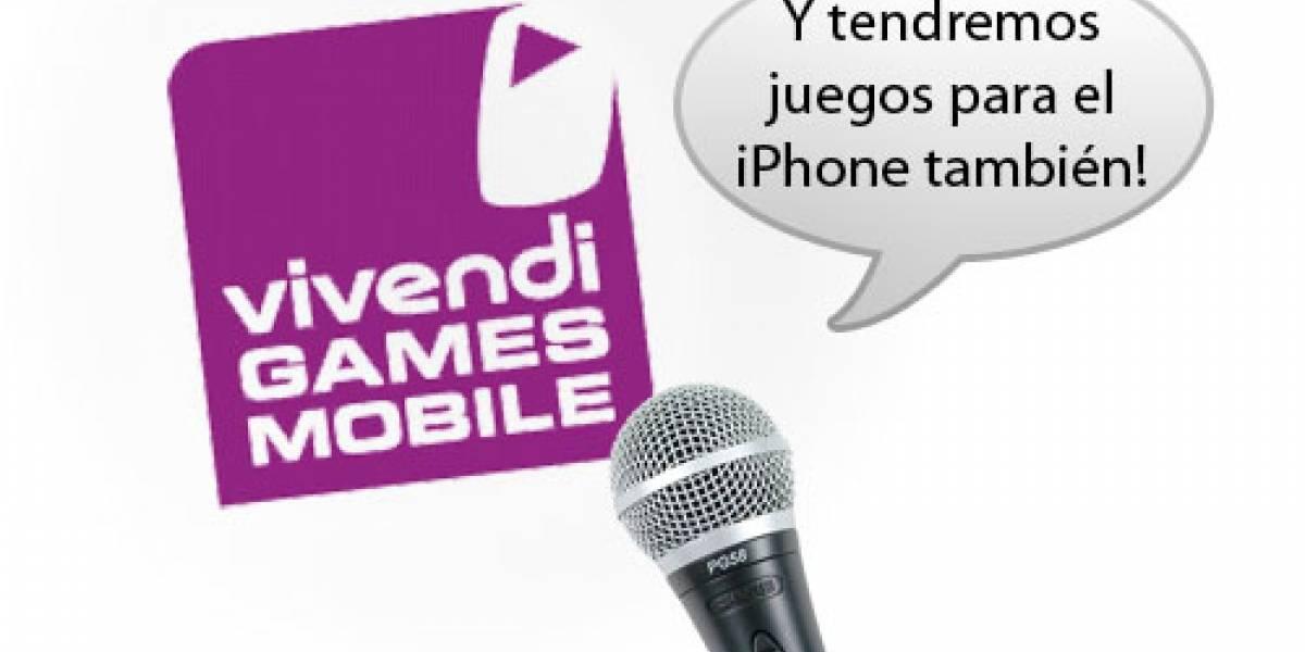 Entrevista con Presidente de Vivendi Games Mobile!