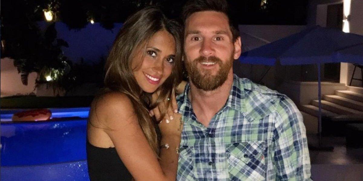 Se viraliza video que muestra detalles de la mansión de Messi y Antonela Rocuzzo