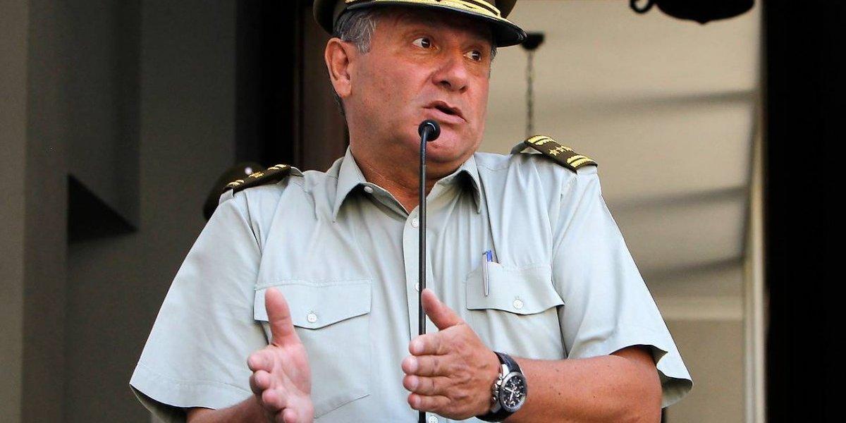 """""""Huracán"""" ahora llevó a Villallobos a La Araucanía: buscará reunir antecedentes justo el día en que le toca declarar"""