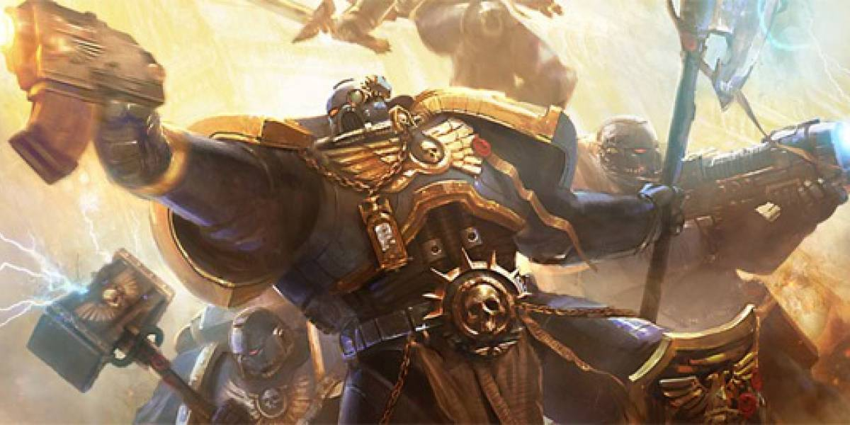 THQ confirma Warhammer 40K: Space Marine para PC