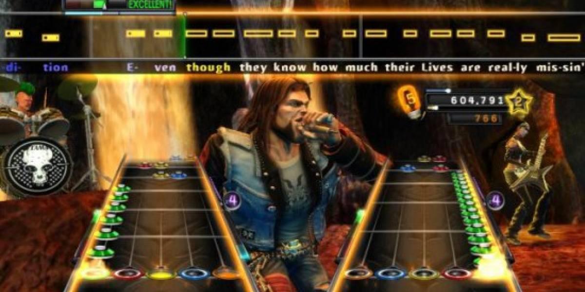 Se revelan más canciones de Guitar Hero: Warriors of Rock