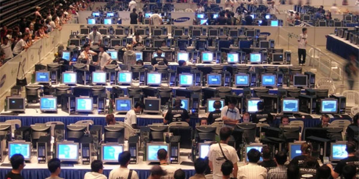 Todo listo para los World Cyber Games en México y Chile