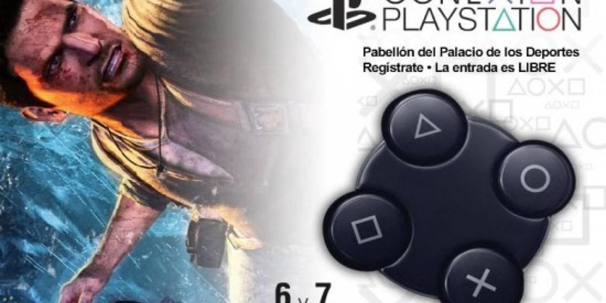 Conexión PlayStation: 6 y 7 de noviembre