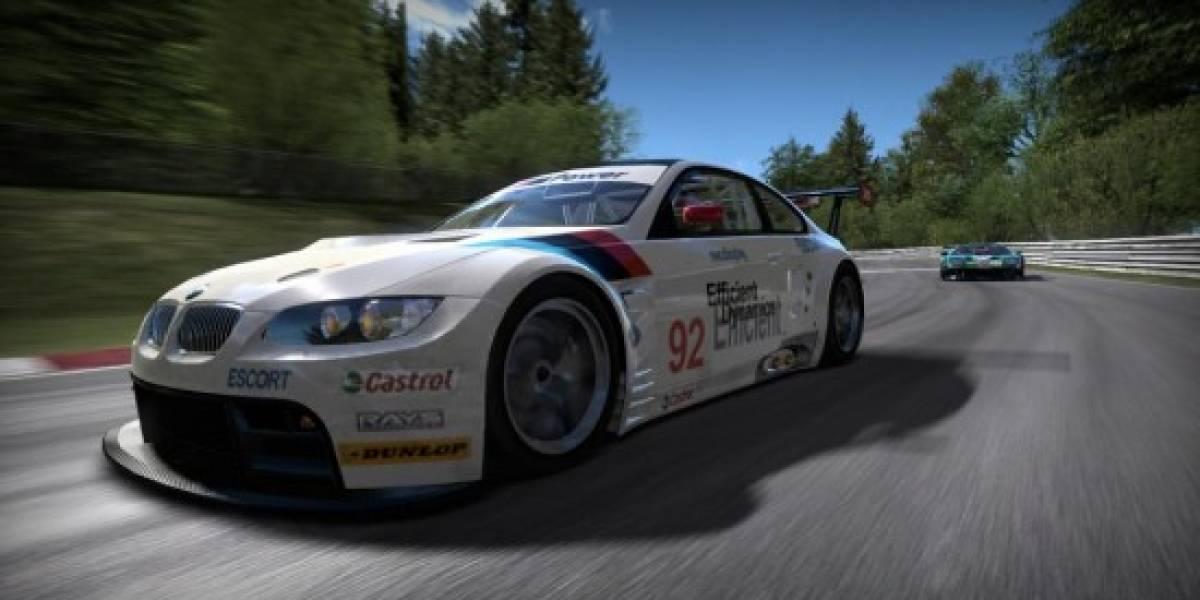 Demo de Need for Speed SHIFT el 1 de octubre en Xbox Live y PSN