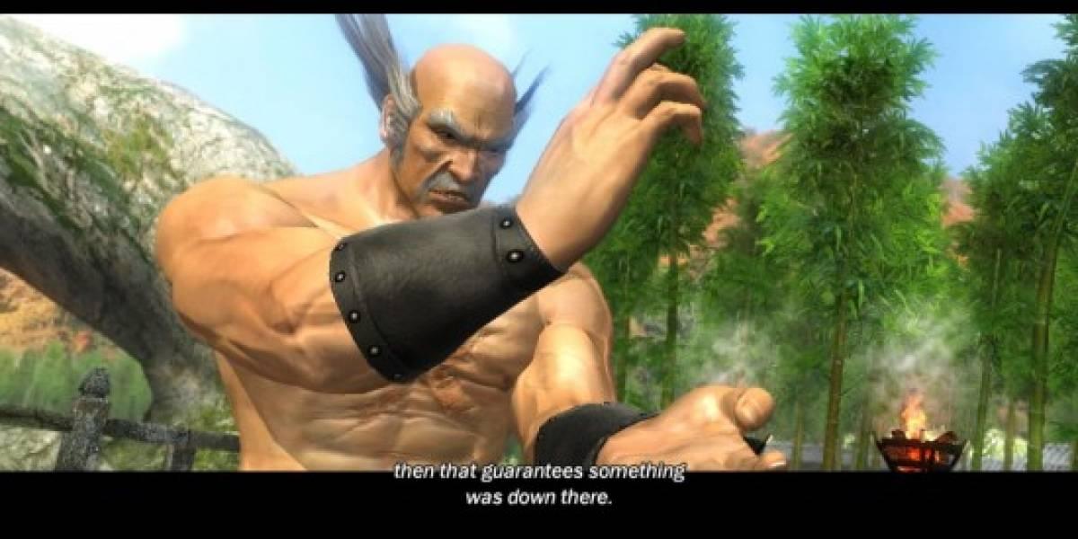 Tekken 6: Imágenes desde el TGS 09