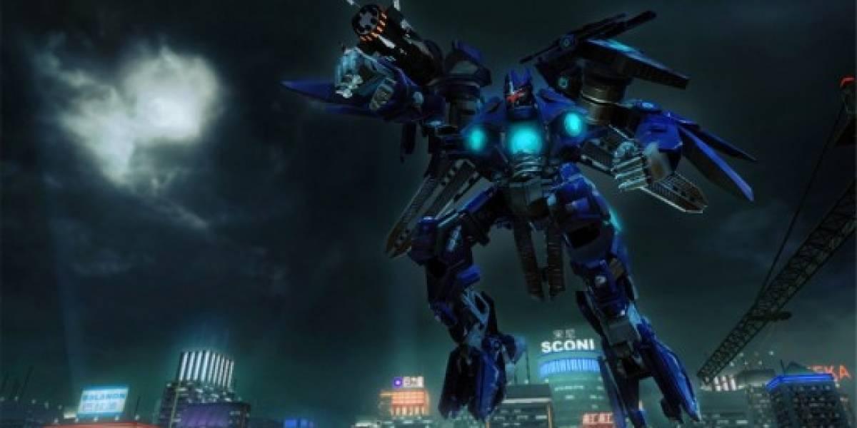 Nuevos personajes para Transformers: Revenge of the Fallen