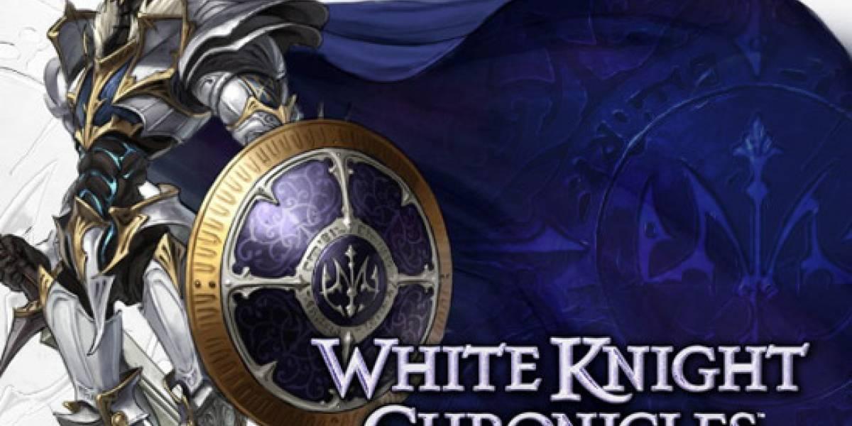 White Knight Chronicles llegará a Norteamérica en Febrero