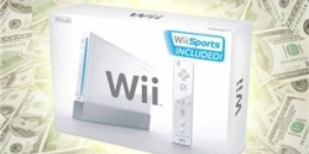(Otra) Futurología: Wii podría bajar de precio en Octubre