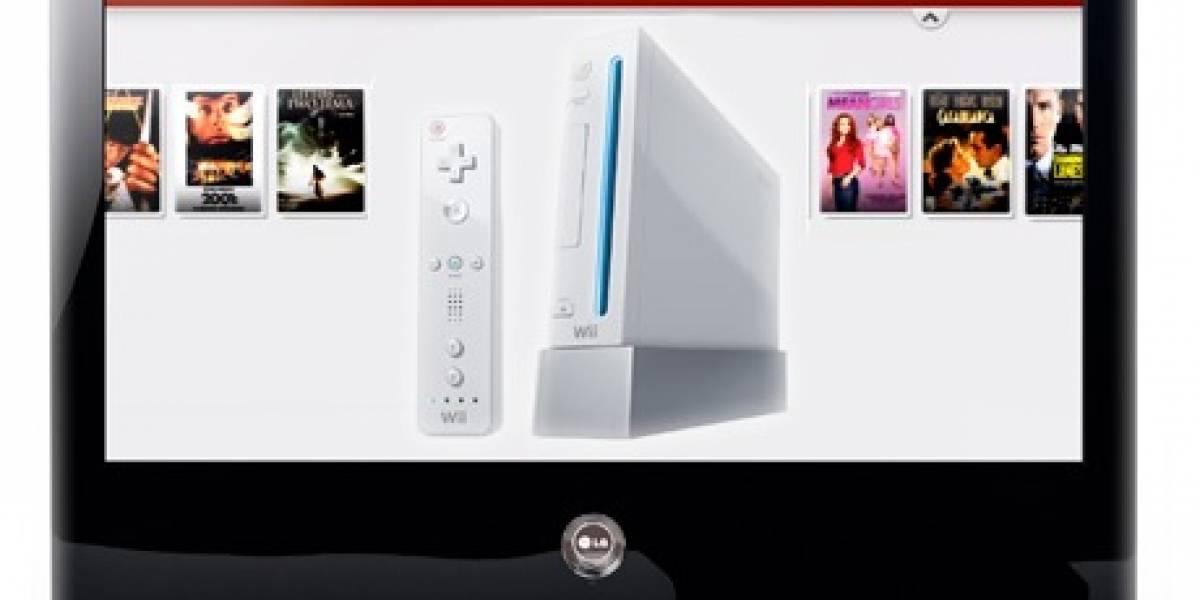 Futurología: Netflix en Wii + Wii HD