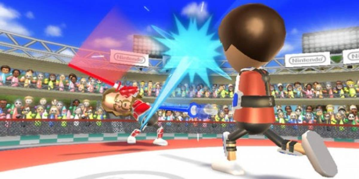 Wii Sports Resort vende medio millón de copias en una semana