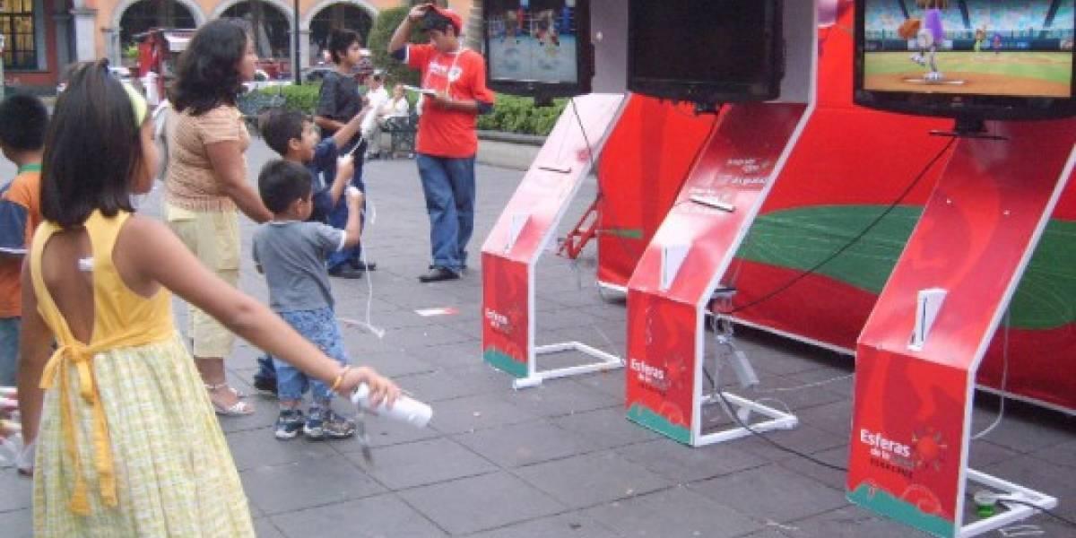 Wii como recurso político en Veracruz