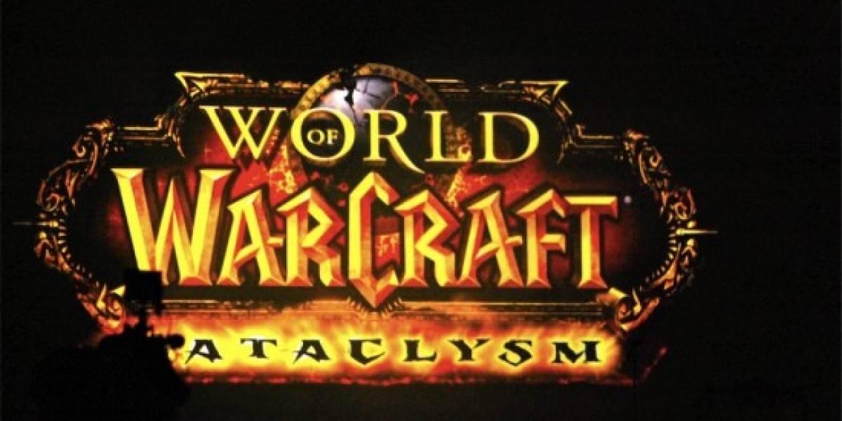 Cataclysm: La tercera expansión de World of Warcraft [BlizzCon 09]