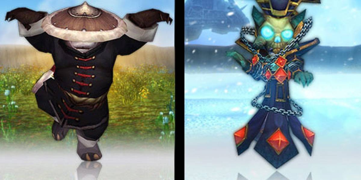 Blizzard abre tienda de mascotas para World of Warcraft