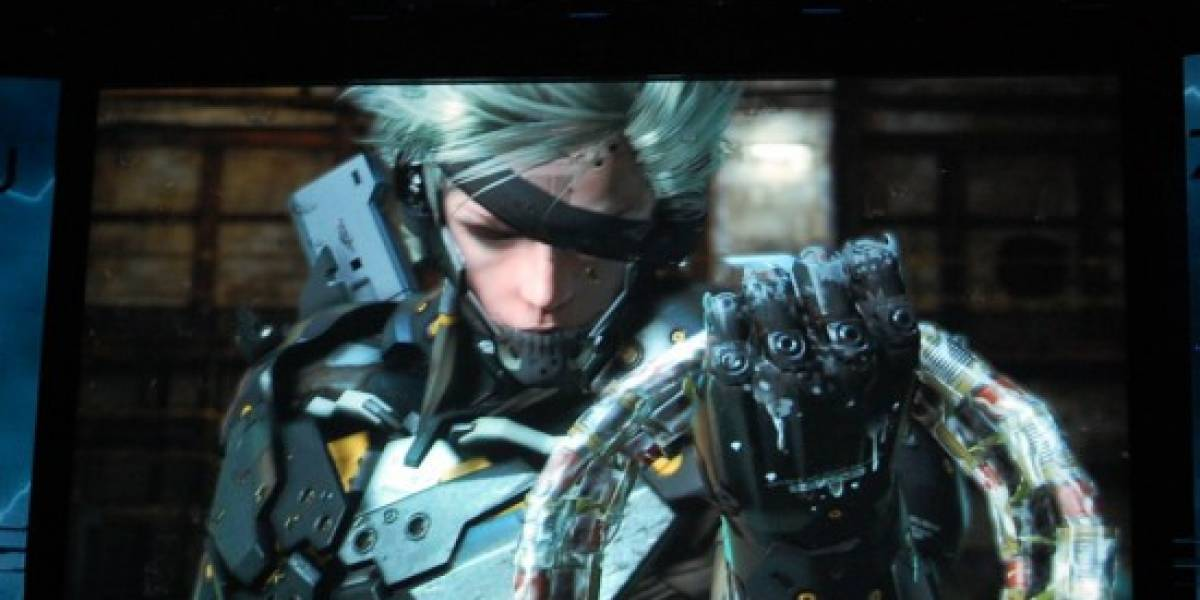 Trailer de Metal Gear Solid: Rising [E3 2010]