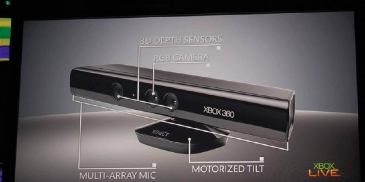 Los juegos de lanzamiento de Kinect detallados [E3 2010]