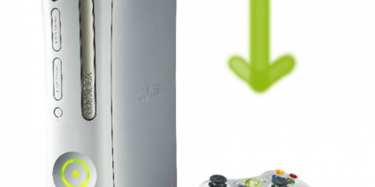Futurología: Xbox 360 tambien baja de precio