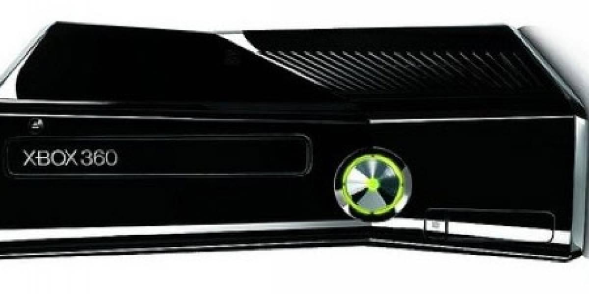 Xbox 360 S llega a Chile y México