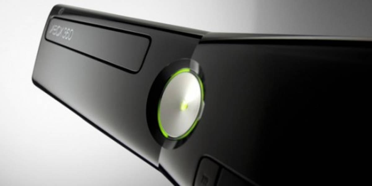 Microsoft confirma Xbox 360 Slim de 199 dólares